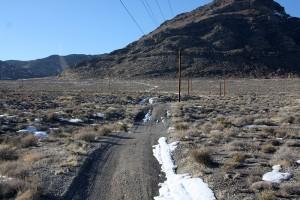 Way to Wendover. Utah February 2013