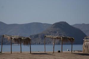 Playa Escondida Bahia Concepcion May 2013