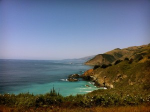 Big Sur California April 2013