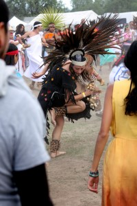 Feather Dance Zacatecas August 2013