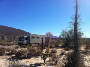 Catavina Desert Campsite