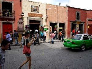 Ice cream SM Allende July 2013