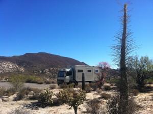 Catavina Desert