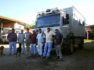 Empresa Transporte Martinez, Trujillo, HONDURAS