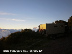 124 Poas Volcano