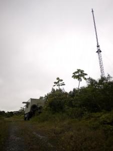 165 Telephone tower Gran Sabana