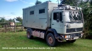 186 Brazil Peru border