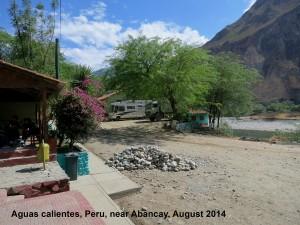 194 Aguas Calientes near Abancay