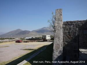 197 Wari ruin