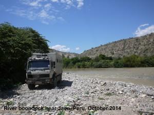 211 River boondock PER