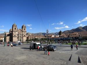 Cusco, Peru August 2014