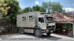 209 Vilcabamba ECU