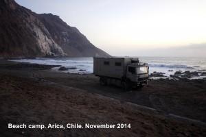 222 Arica CHILE