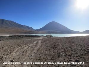 232 Laguna Verde Reserva Nacional E A BOLIVIA